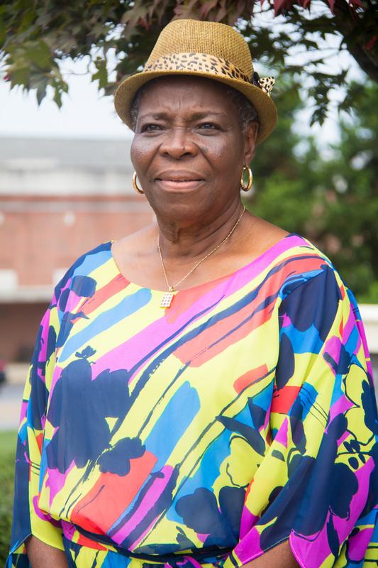 Pastor Rachel Odunaike