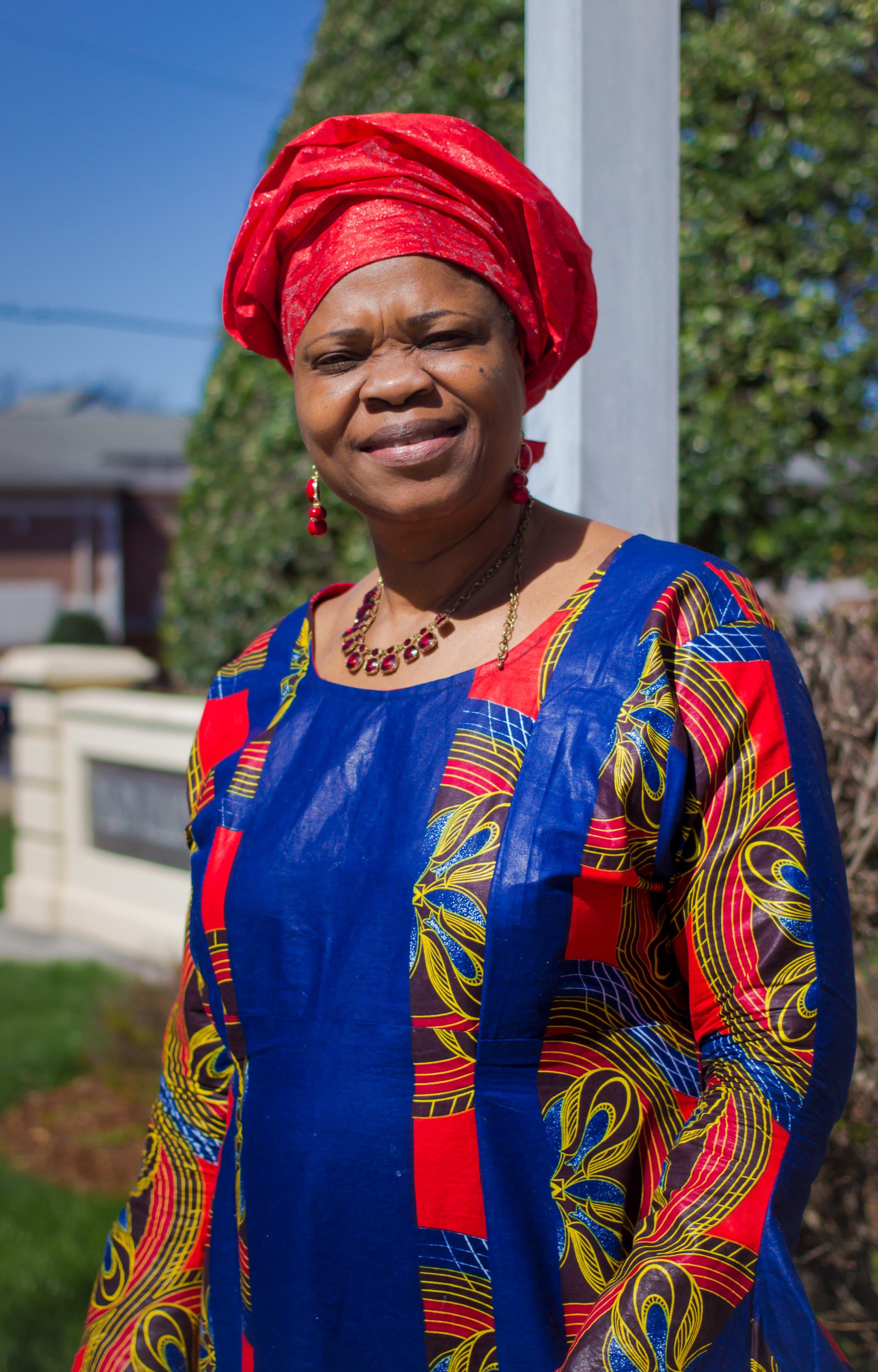 Pastor Grace Folayan