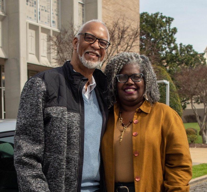Pastors Van and Yolanda Ross